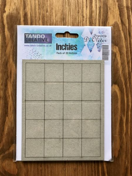 Tando Chipboard - Inchies
